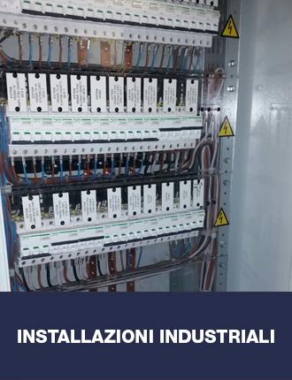installazioni industriali