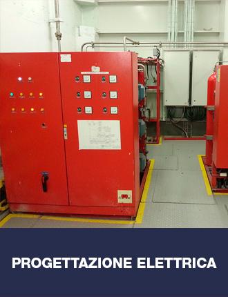 progettazione elettrica